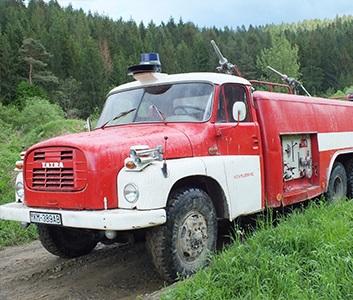 Dobrovoľný hasičský zbor