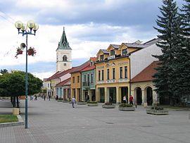 kysucké nové mesto