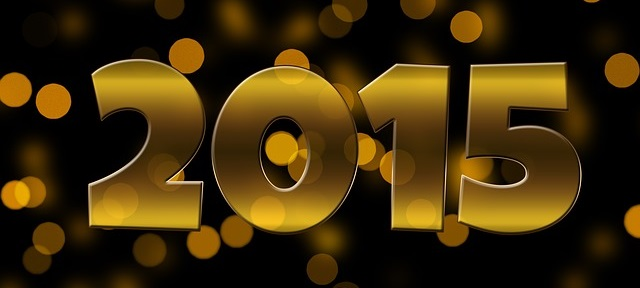 Poďakovanie starostky obce za rok 2015